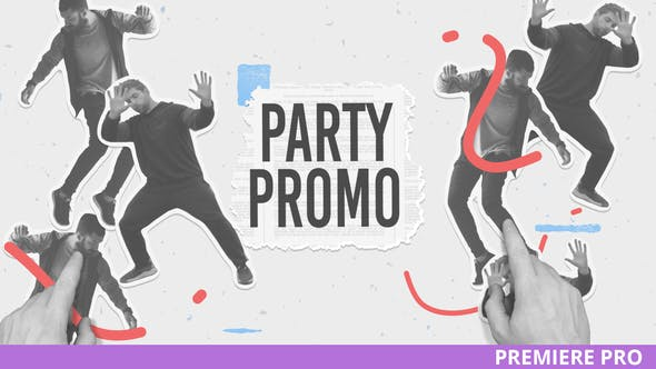 Thumbnail for Promo Chill Party pour Premiere
