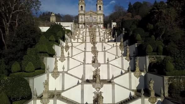 Thumbnail for Bom Jesus Church Braga Portugal