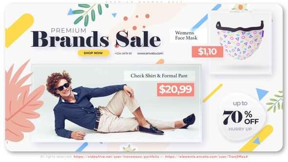 Thumbnail for Premium Brands Sale