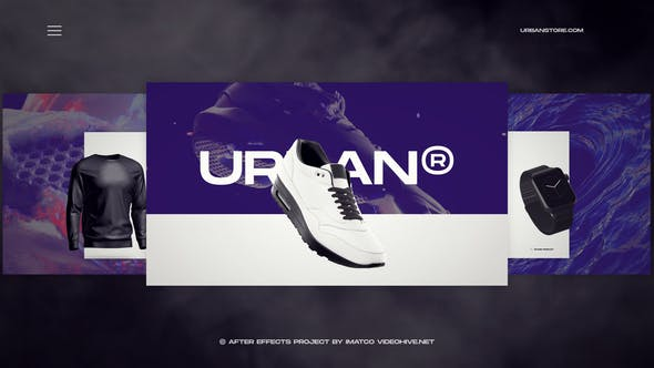 Thumbnail for Urban | Product Display