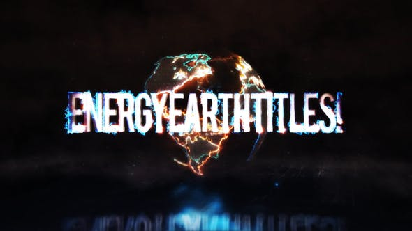 Thumbnail for Energy Earth Titles