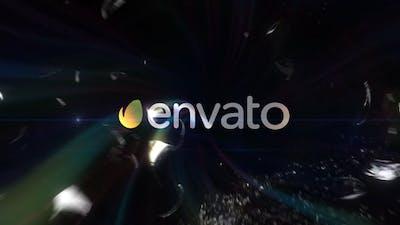 Orb Crystal Logo Reveal