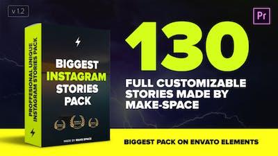 Buro - Instagram Stories - for Premiere Pro | Essential Graphics