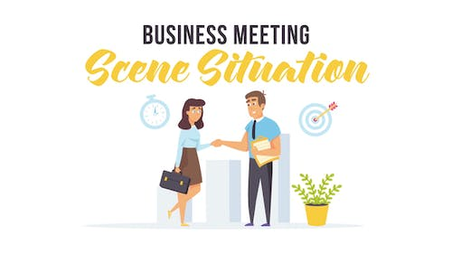 Business meeting - Scene Situation