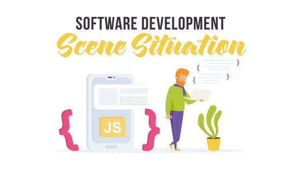 Software development - Scene Situation