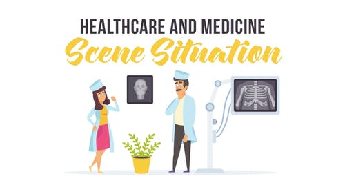 Healthcare and medicine - Scene Situation