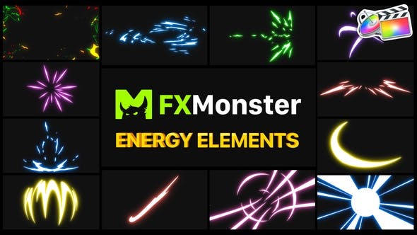 Thumbnail for Energy Elements | FCPX