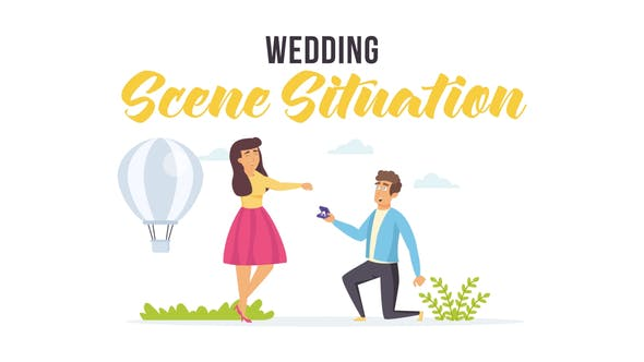 Thumbnail for Wedding - Scene Situation