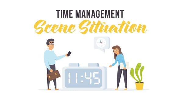 Thumbnail for Time management - Scene Situation