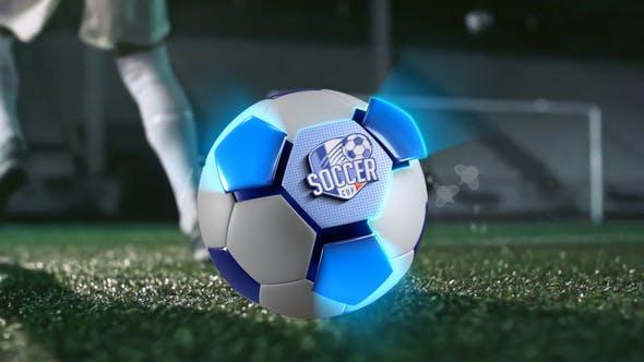 Soccer Logo Transition