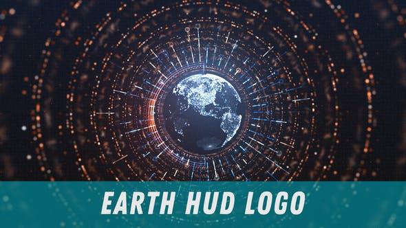 Earth HUD Logo