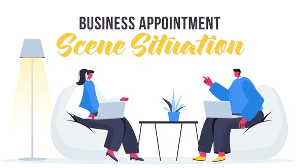Thumbnail for Business appointment - Scene Situation