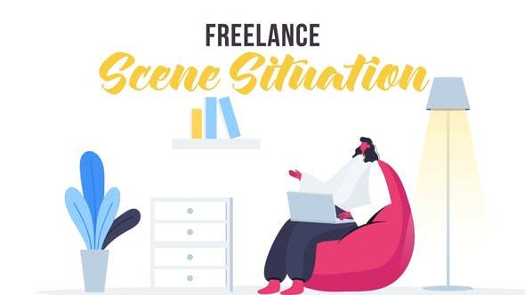 Freelance - Scene Situation