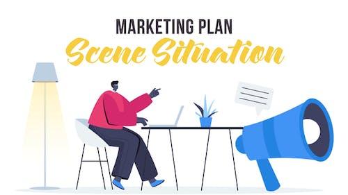 Marketing plan - Scene Situation