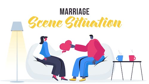 Marriage - Scene Situation