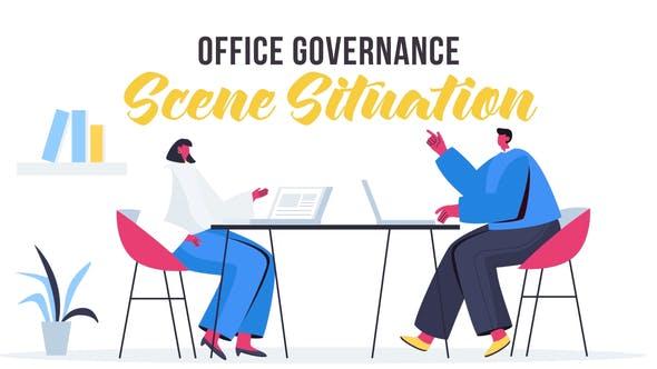 Thumbnail for Office governance - Scene Situation