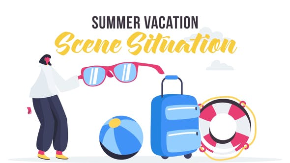 Thumbnail for Summer vacation - Scene Situation