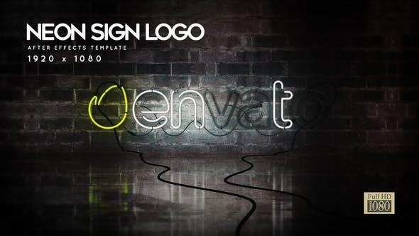 Thumbnail for Neon Sign Logo