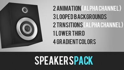 Speakers Pack
