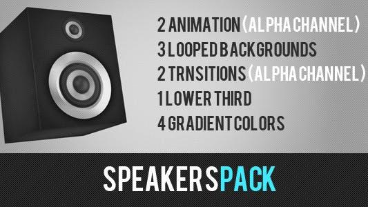 Speakers Pack