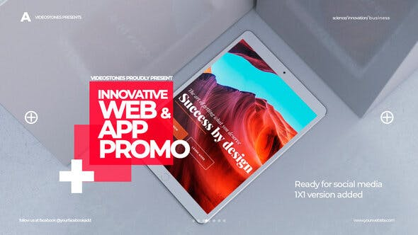 Innovative App & Web-Promo