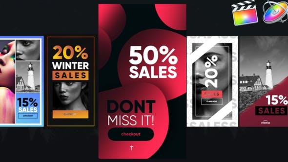 Thumbnail for Histoires de ventes Instagram