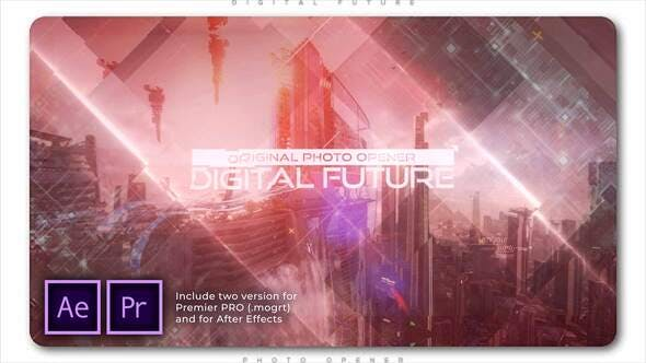 Thumbnail for Digital Future Photo Opener