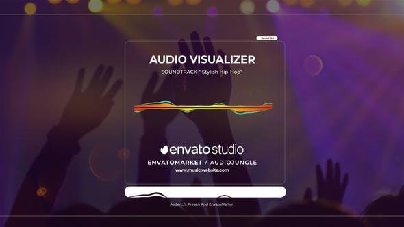Visualizador de Audio