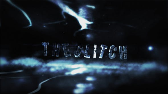 Thumbnail for THE GLITCH - CINEMATIC TITLES