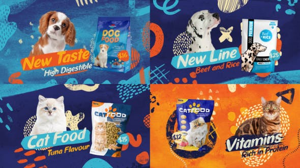 Thumbnail for Pet Food Slideshow