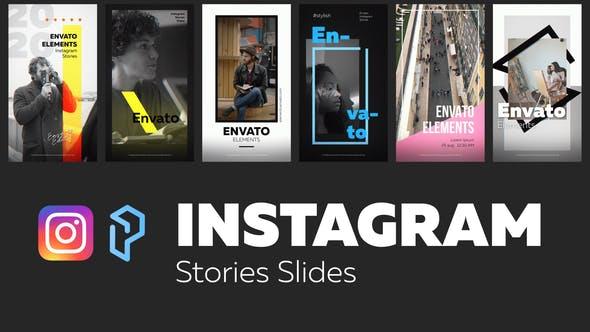 Thumbnail for Instagram Stories Slides Vol. 6