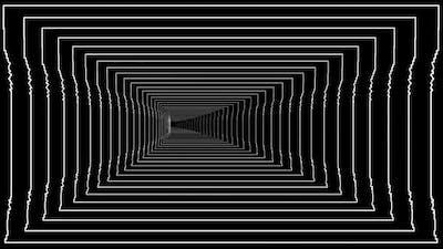 3d Tunnel Intro