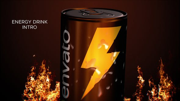 Thumbnail for Energy Drink Intro