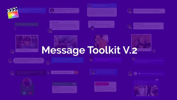 Thumbnail for Message Toolkit V.2