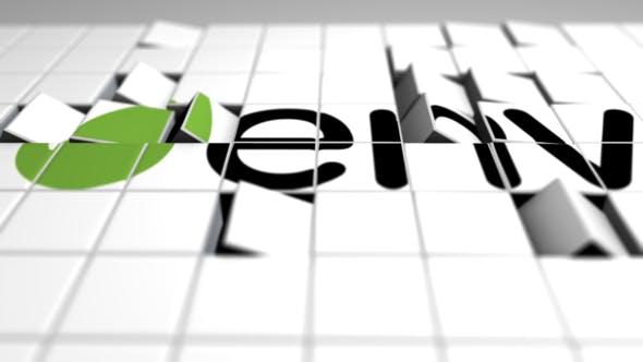 Cube Animation Logo
