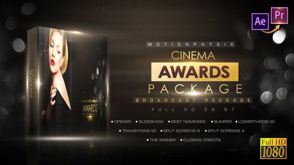 Thumbnail for Package Cinéma\_Premiere PRO