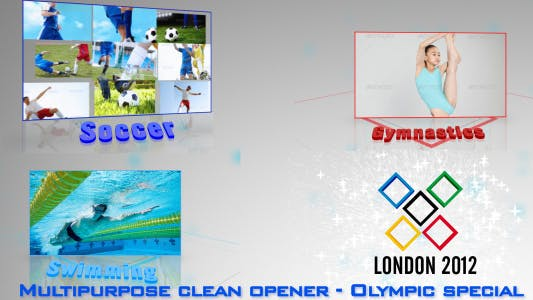 Thumbnail for Multi Video Sports Package Olympics Special