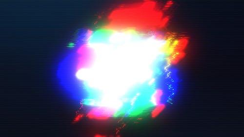 Distort Glitch Logo Reveal - Premiere Pro