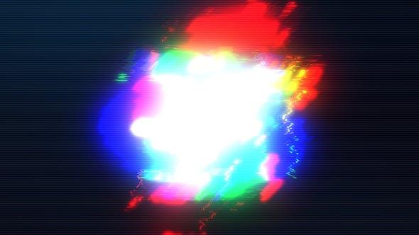 Thumbnail for Revelar el Logo de Glitch distorsionar - Premiere Pro