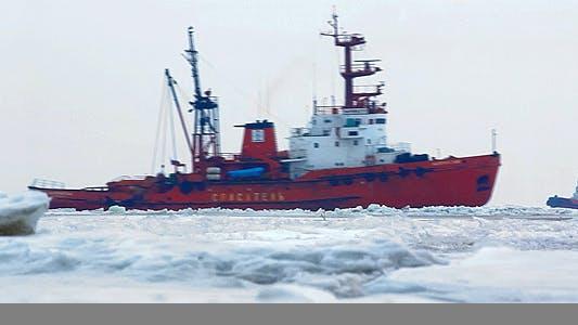 Thumbnail for Winter Sea Traffic