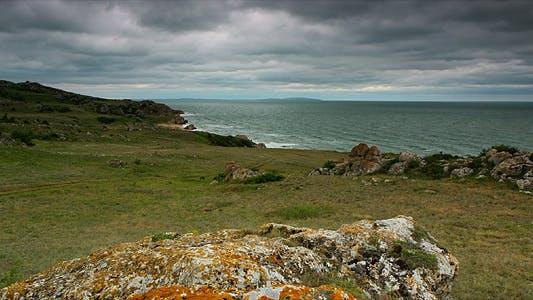 Timelapse Landscape Generals Beaches 2