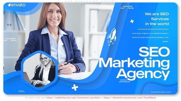 Thumbnail for SEO Marketing Agency