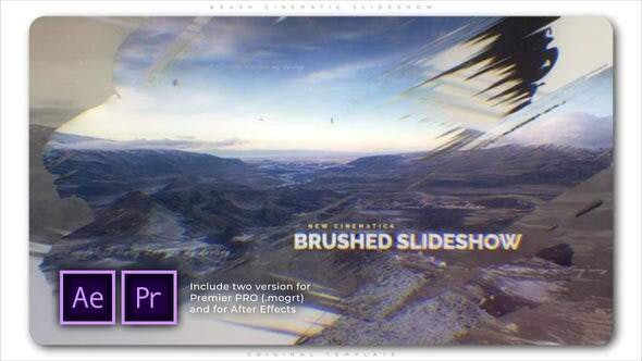 Thumbnail for Brush Cinematic Slideshow