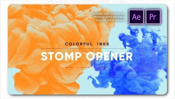 Thumbnail for Colorful Inks Claps Stomp Opener