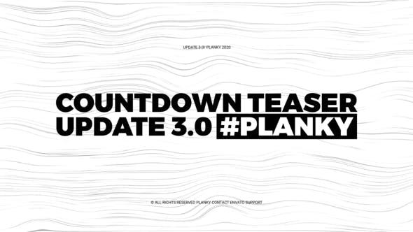 Thumbnail for Countdown Teaser