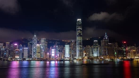 Thumbnail for Hong Kong timelapse