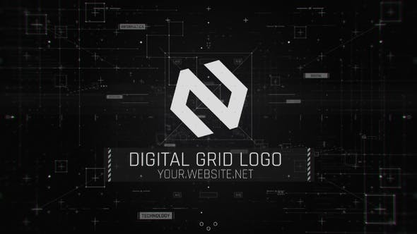 Thumbnail for Digital Grid Logo