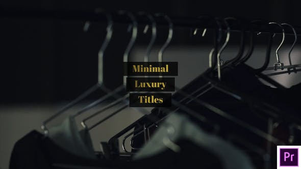 Thumbnail for Minimal Luxury Titles | Essential Graphics
