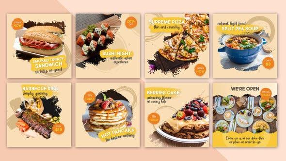Food Social Post V14
