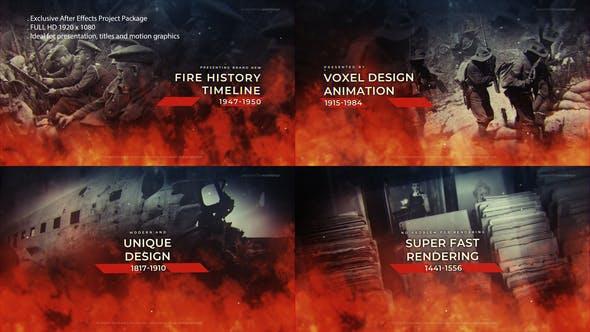 Fire History Timeline
